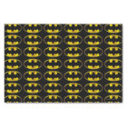 Ovales Steigungs-Logo Batman-Symbol-| Seidenpapier