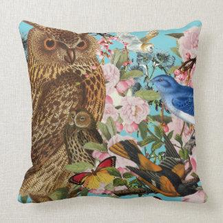 Owll großes Innenkissen Kissen