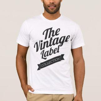 Oxygentees der Vintage Aufkleber Selbstmord T-Shirt