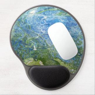 Ozean-Blau Mousepad