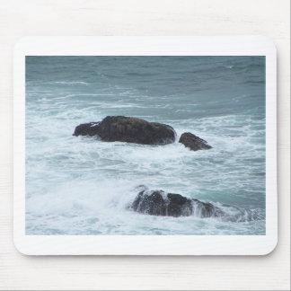 Ozean-Felsen Mousepads