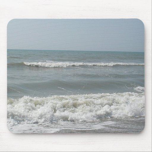 Ozean-Gezeiten Mauspads