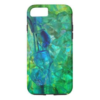 Ozean-Kristalle 2 iPhone 7 Hülle