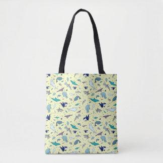 Ozean-Leben-Taschen-Tasche Tasche