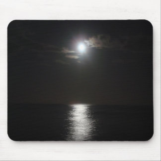 Ozean nachts mauspads