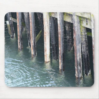 Ozean-Pier Mousepad