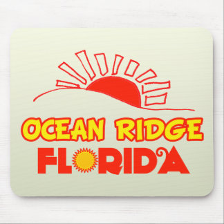 Ozean Ridge, Florida Mauspads