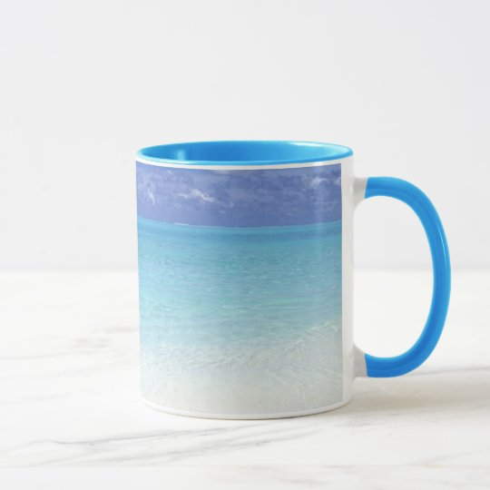 Ozean-Ruhe Tasse