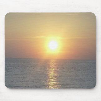 Ozean-Sonnenuntergang Mousepad