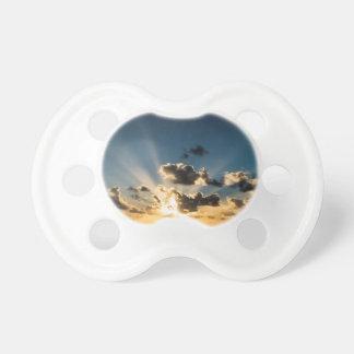 Ozean-Sonnenuntergang Schnuller