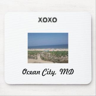 Ozean-Stadt, MD Mauspads