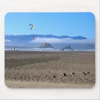 Ozean-Strand Mousepad