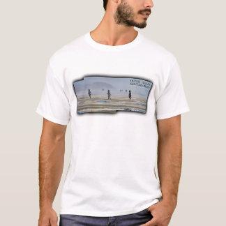 Ozean-Strand T-Shirt