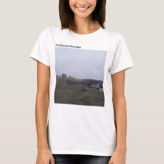 Ozean stützt T - Shirt unter
