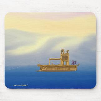 Ozean-Tanz Mousepad