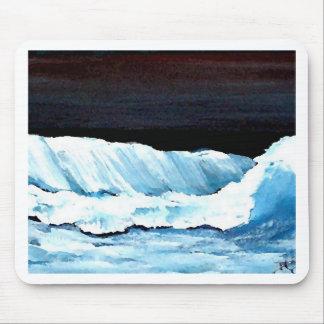 Ozean träumt II - CricketDiane Ozean-Wellen-Kunst Mauspad