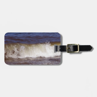 Ozean-Wellen-Gepäckanhänger Kofferanhänger