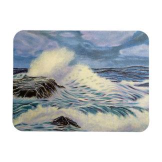 Ozean-Wellen Magnet