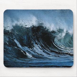 Ozean-Wellen Mauspads