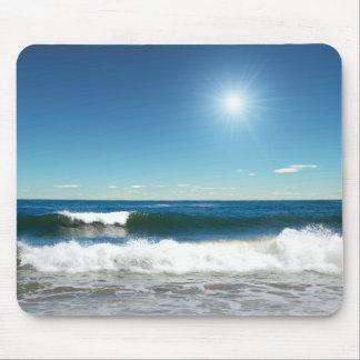 Ozean-Wellen-Mausunterlage Mousepads