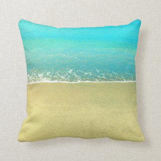 Ozean-Wellen-Strand-Sand-Kissen Kissen
