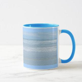 Ozean-Wellen-Tasse Tasse