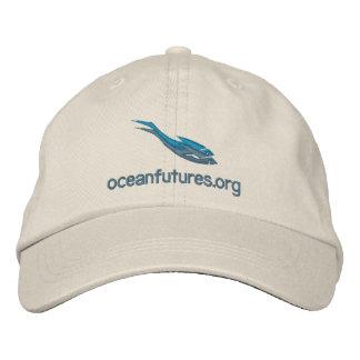 Ozean-Zukunft-Hut Bestickte Kappe