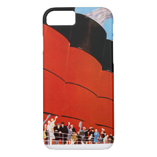 Ozeandampfer-gute Reise iPhone 8/7 Hülle