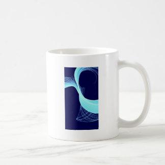 Ozeanwellendrehbeschleunigung Kaffeetasse