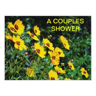 Paare duschen einladen 16,5 x 22,2 cm einladungskarte