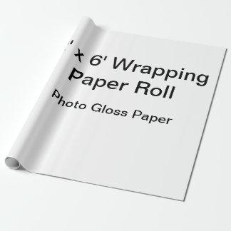 """Packpapier (30"""" x 6' Rolle, Mattpapier) Einpackpapier"""