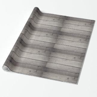 Packpapier-Holz Geschenkpapierrolle