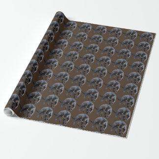 Packpapier Jaguars Diablo Brown