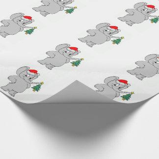 Packpapier/Sankt-Elefant Geschenkpapier