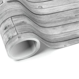 Packpapier - verwittertes Scheunen-Holz