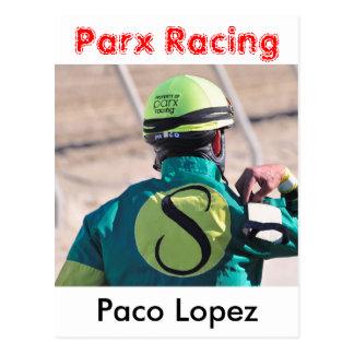 Paco Lopez Postkarte