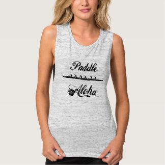 Paddel Aloha-wahine Tank Top