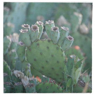 Paddel-Kaktus Serviette