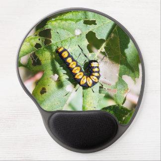 Paddel-Raupen-Gel Mousepad