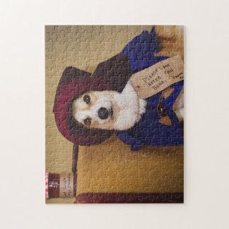 Paddington Corgi-Puzzle