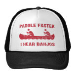 PaddleFaster Befreiung Netz Caps