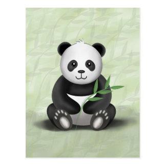 Paddy der Panda - Postkarte