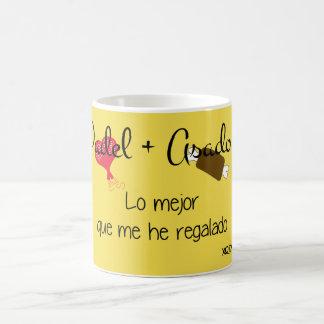 PadelAsado zerteilt Kaffeetasse
