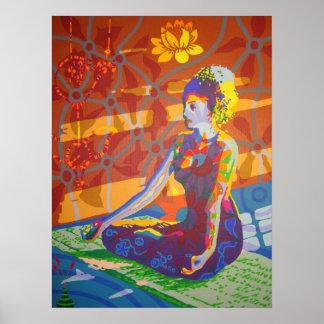 padmasana - 2008 plakate