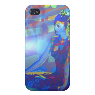 padmasana digital - 2011 iPhone 4/4S case