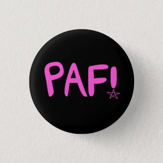 PAF! Knopf Runder Button 3,2 Cm