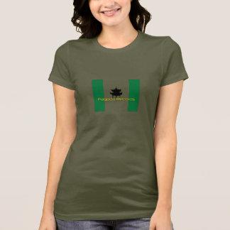 Pagoden-Plattenen-T - Shirt (Front)