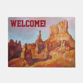 Paillasson Parc national de canyon de Bryce