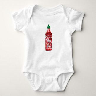 Paillette-scharfe Soße Baby Strampler