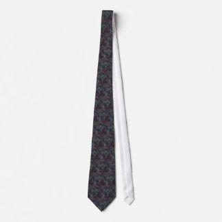 Paisley-Blau Krawatte